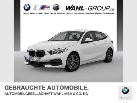 BMW 118 7.8 i Advantage   UPE 389 EUR