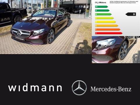 Mercedes E 300 Cabriolet Automatik