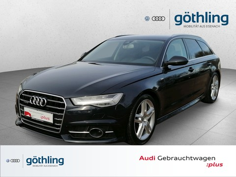 Audi A6 2.0 TDI Avant Stro qu 2x S line