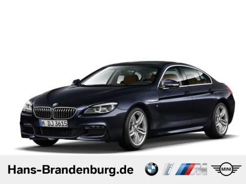 BMW 640 Gran Coupe d xDrive M Sportpaket TV Komfortsitze