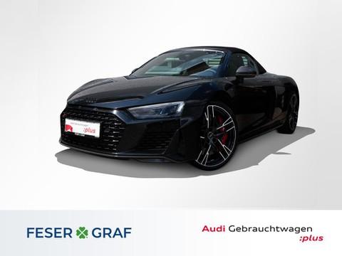 Audi R8 Spyder V10 performance qu LASER