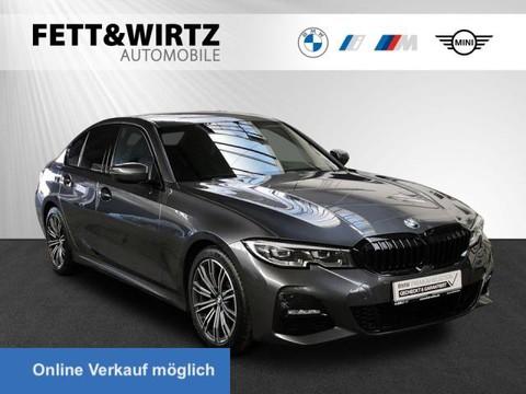 BMW 318 d M-Sport HiFi Leas 349 - o A