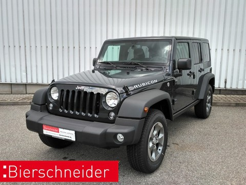 Jeep Wrangler 3.6 l Unlimited Rubicon MY18 DUAL TOP