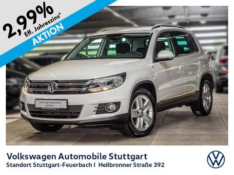 Volkswagen Tiguan 2.0 TDI Cup