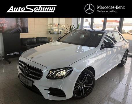 Mercedes-Benz E 200 AMG-NIGHT----°