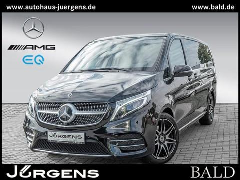 Mercedes-Benz V 300 AVANTGARDE EDITION L AMG LUXUSSITZE