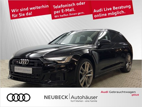 Audi S6 Avant TDi B O