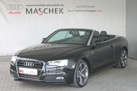 Audi A5 2.0 TDI Cabriolet S line