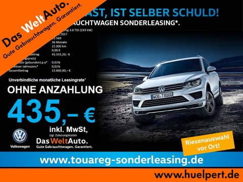 Volkswagen Touareg V6 TDI EXECUTIVE EDITION