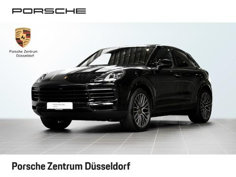Porsche Cayenne Coupe TopView Ambientebeleuchtung