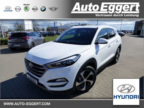 Hyundai Tucson 1.6 Turbo Advantage