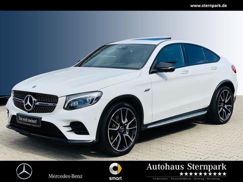 Mercedes-Benz GLC 43 AMG Coupé ° Night 21