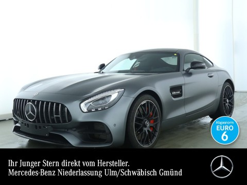 Mercedes AMG GT S Cp Perf-Abgas Burmester