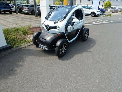 Renault Twizy White Sport Edition