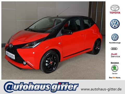 Toyota Aygo 1.0 x-cite Style Selection