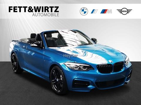 BMW M240i Cabrio AppleCarPlay HKS