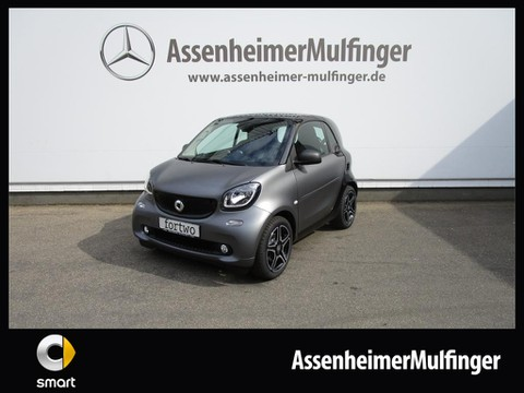 smart ForTwo turbo passion 16Z