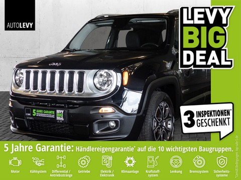 Jeep Renegade 1.4 FWD Limited