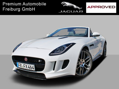Jaguar F-Type V8 S KOMPR CABRIO APPROVED