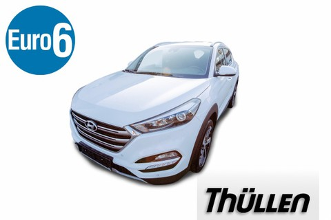 Hyundai Tucson 2.0 Style Diesel