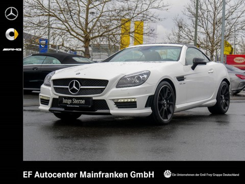 Mercedes SLK 55 AMG CarbonLOOK-Edition