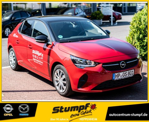 Opel Corsa 1.2 Direct Injection Turbo Edition
