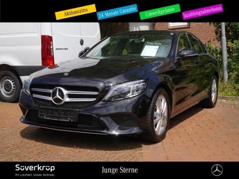 Mercedes-Benz C 220 d Avantgarde #241423