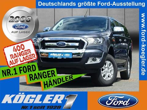 Ford Ranger Doka XLT Hardtop