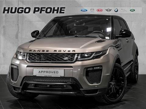 Land Rover Range Rover Evoque 2.0 HSE Dynamic Si4