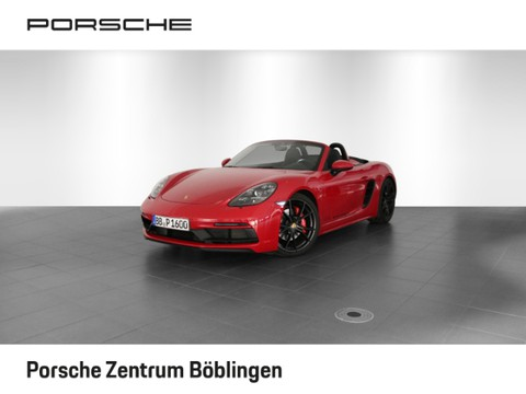 Porsche Boxster 718 GTS CONNECT PLUS SWA GT