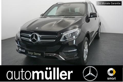 Mercedes-Benz GLE 350 d 4