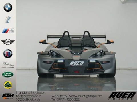 KTM X-BOW R Roadster