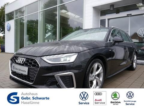 Audi A4 Avant 35 TDI S line