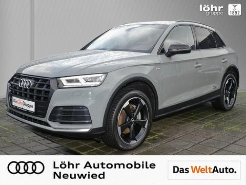 Audi Q5 2.0 TDI qu S Line Black