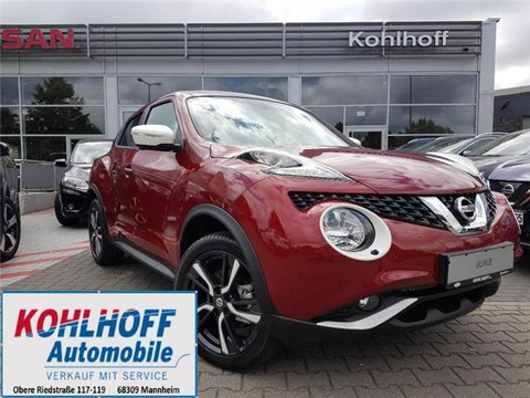 Nissan Juke 1.6 DIG-T ALL-MODE 4x4i N-Connecta #
