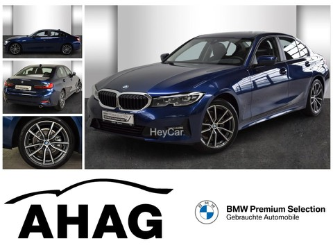 BMW 318 d Advantage Durchlade