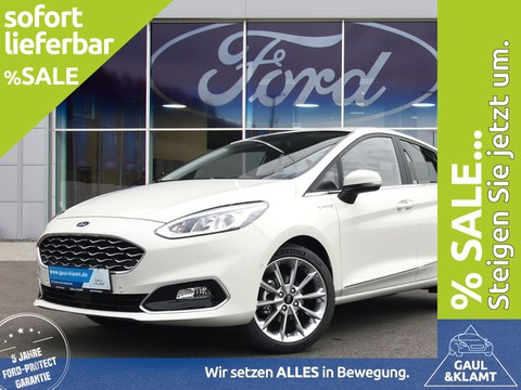 Ford Fiesta 1.0 EcoBoost Vignale # #