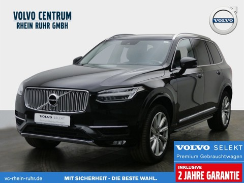 Volvo XC 90 Inscription AWD D5 EU6dTemp B&W