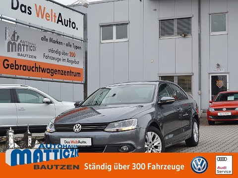 Volkswagen Jetta 2.0 TDI 140 LIFE BUSINESS CLIMA