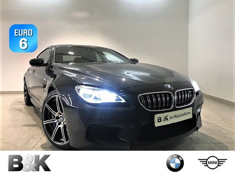 BMW M6 Gran Coupe Competition M Drivers