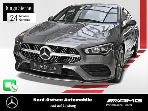 Mercedes-Benz CLA 200 SB AMG Line MBUX