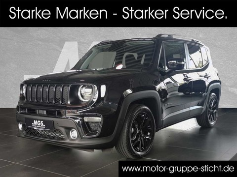 Jeep Renegade 1.3 T-GDI Limited # # # #BLACK