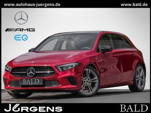 Mercedes-Benz A 200 d Night Business