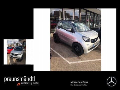 """smart ForTwo EQ """"ready to"""" Cool&Me"""