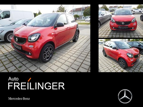 smart ForFour 66kW turbo Cool u Media