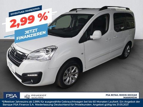 Peugeot Partner Active 110 ROLLSTUHLRAMPE-UMBAU