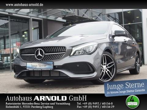 Mercedes CLA 200 Shooting Brake d AMG Line Night