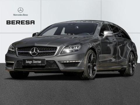 Mercedes CLS 63 AMG Shooting Brake S Drivers Designo