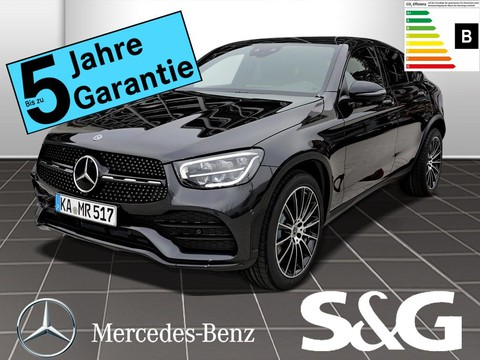 Mercedes-Benz GLC 300 d Coupé AMG-Line Pre-Na