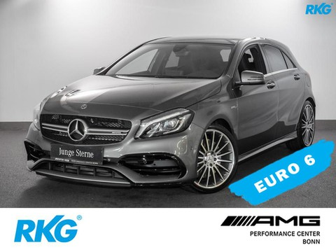 Mercedes A 45 AMG Parkass